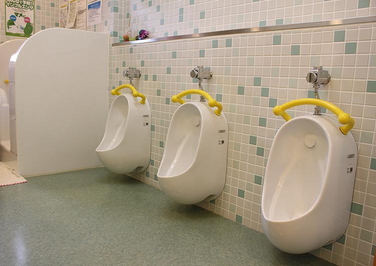 認可事業所内保育所こらいと島田 トイレ