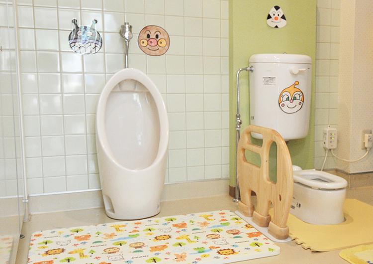 認可小規模保育所こらいと千代田 トイレ