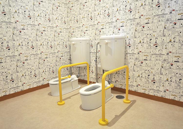 認可小規模保育所こらいと石田 トイレ